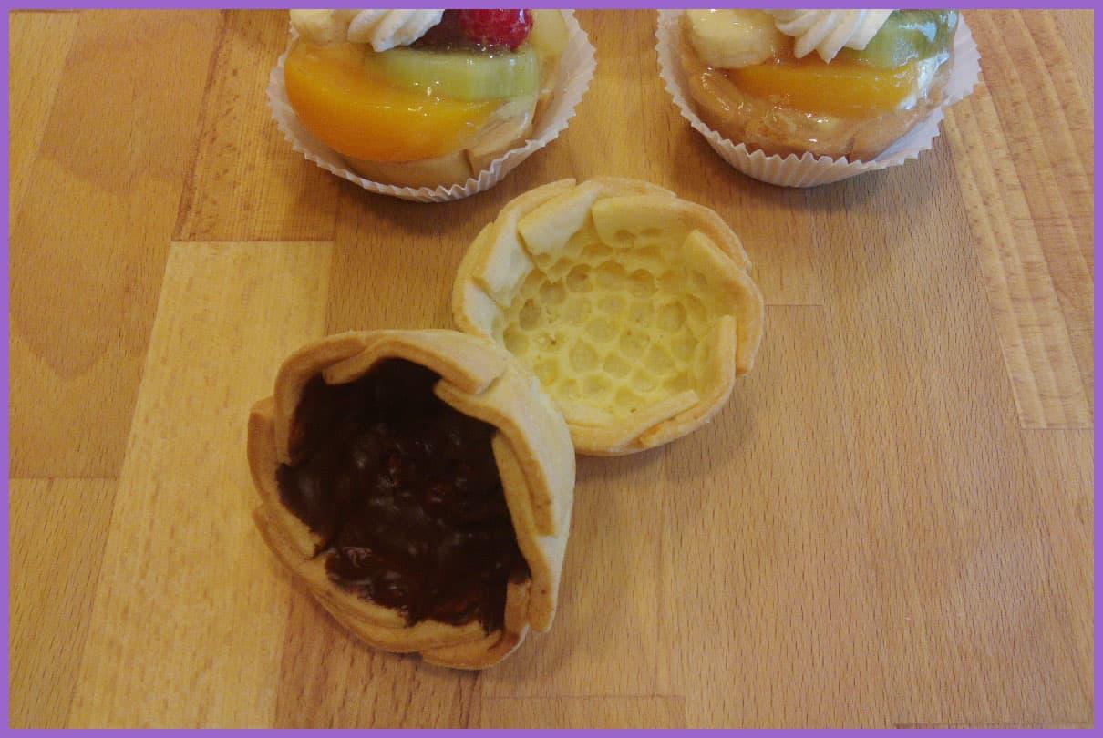 Fruchttörtchen (Muffinform)
